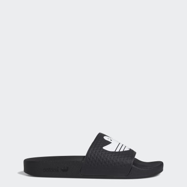 Originals Black Shmoofoil Slides