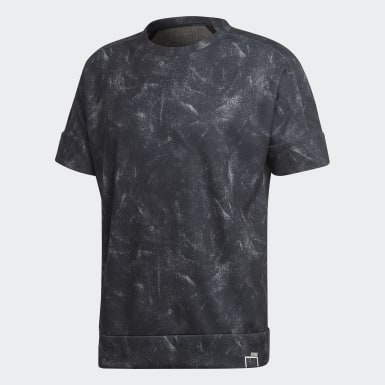 Mænd Athletics Sort ID Reversible T-shirt
