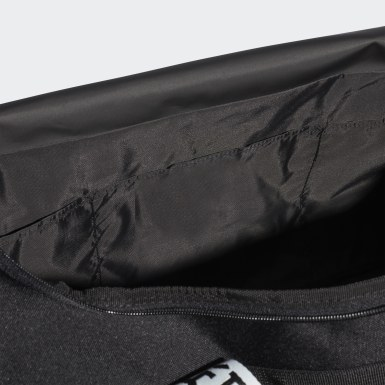 Sac en toile 4ATHLTS Medium Noir Tennis