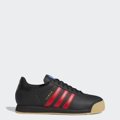 Dam Originals Svart Samoa Shoes