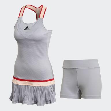 Ženy Tenis ŠATY TENIS Y-DRESS HEAT.RDY