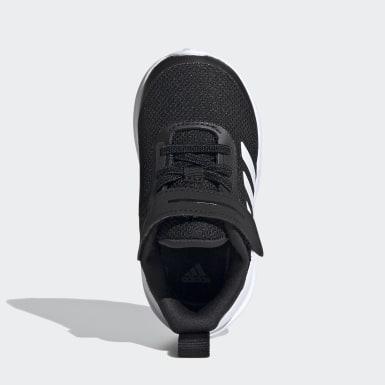 Chaussure de running FortaRun 2020 Noir Enfants Training