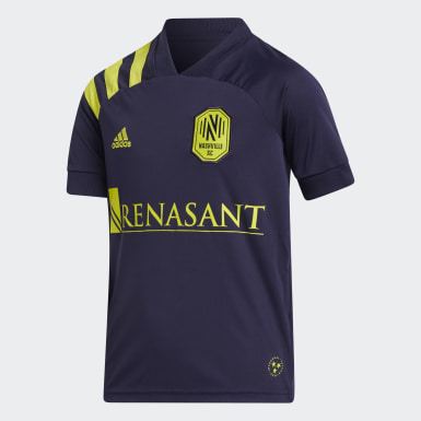 Youth Soccer Nashville SC 20/21 Away Jersey