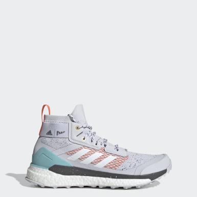 Sapatos de Caminhada Free Hiker Parley TERREX Cinzento TERREX