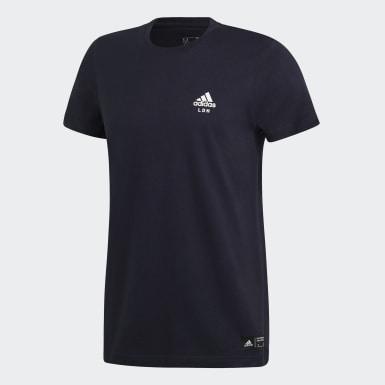 T-shirt London City Limits Blu Uomo Athletics