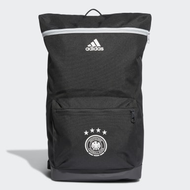 Football Grey Germany Backpack