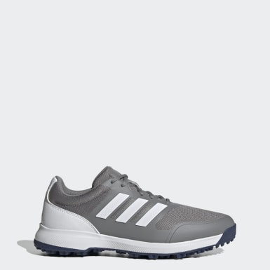 Men Golf Grey Tech Response SL Spikeless Golf Shoes