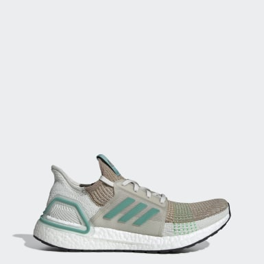 Chaussure Ultraboost 19 marron Course