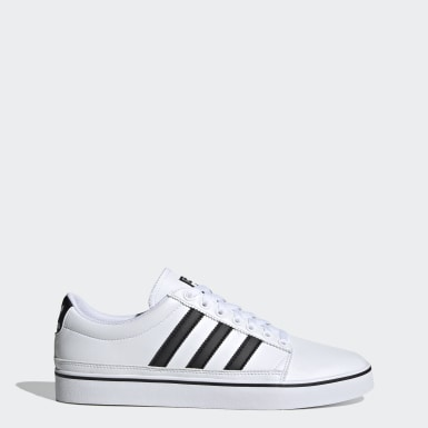 Men Originals White Rayado Shoes