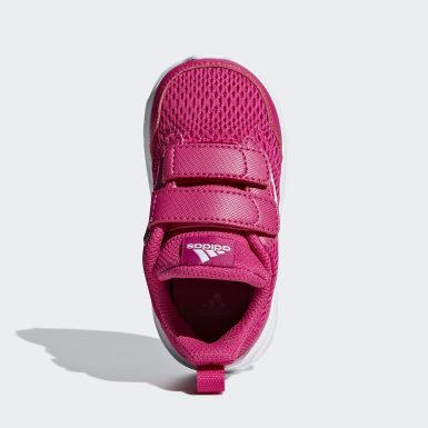 Sapatos AltaRun Rosa Criança Running
