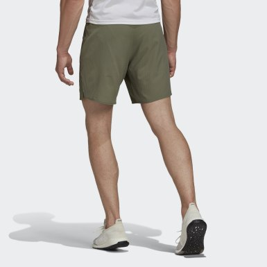 Männer Running Saturday Shorts Grün
