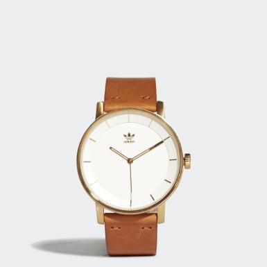 Originals Goud DISTRICT_L1 Horloge