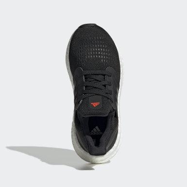 Tenis para correr Ultraboost 20 Negro Niño Running
