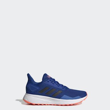 Barn Löpning Blå Duramo 9 Skor