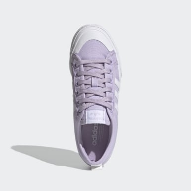 Zapatilla Nizza Platform Violeta Mujer Originals