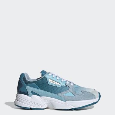 zapatillas adidas mujer azules