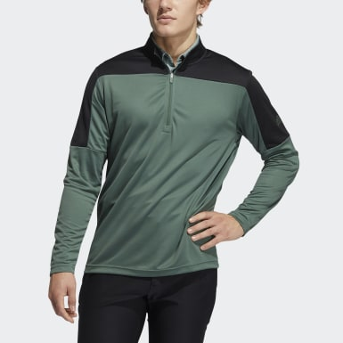 Men's Golf Lightweight UV Quarter-Zip Sweatshirt