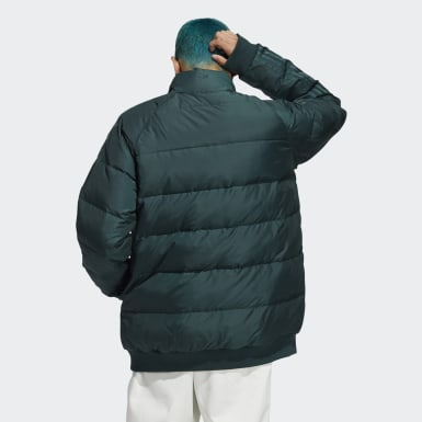 Men Originals Green Jonah Hill Puff Jacket