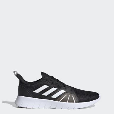 Erkek Koşu Siyah ASWEEMOVE Ayakkabı