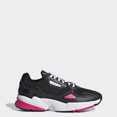 Sapatos Falcon Preto Mulher Originals