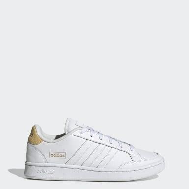 ผู้หญิง Sport Inspired สีขาว รองเท้า GrandCourt SE