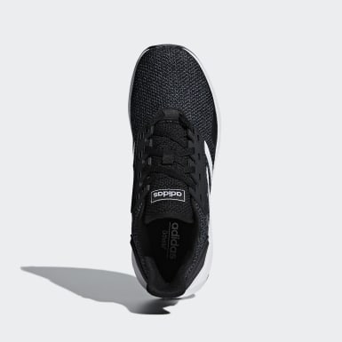 Women Running Black Duramo 9 Shoes