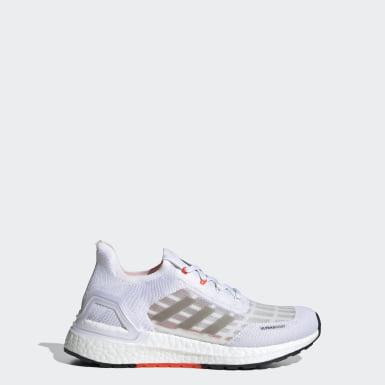 เด็ก วิ่ง สีขาว รองเท้า Ultraboost SUMMER.RDY