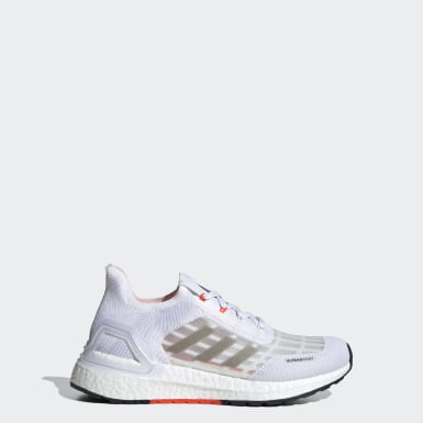 Kids Running White Ultraboost SUMMER.RDY Shoes