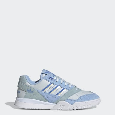 Women Originals Blue A.R. Trainer Shoes