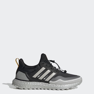 Men Running Black Ultraboost WINTER.RDY DNA Shoes