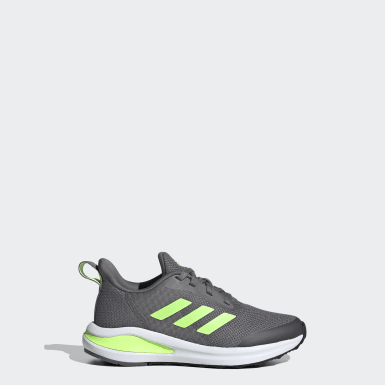 Chaussure de running FortaRun 2020 gris Enfants Entraînement