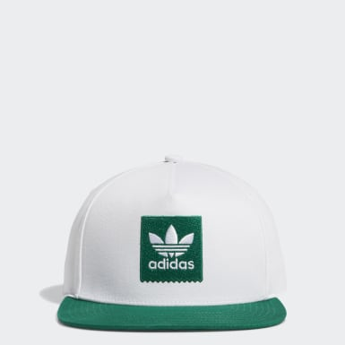 Gorra Trifolio Snapback Two-Tone Blanco Originals