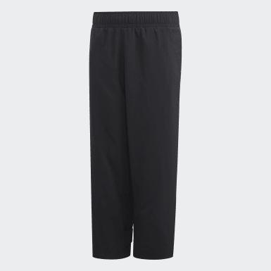 Pantaloni ID Nero Ragazzo Training