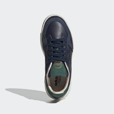 Kinderen Originals Blauw Supercourt Schoenen