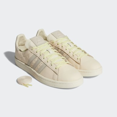 Originals Beige Pharrell Williams Campus sko