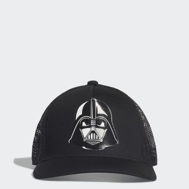 Gorra Star Wars Negro Niño Training