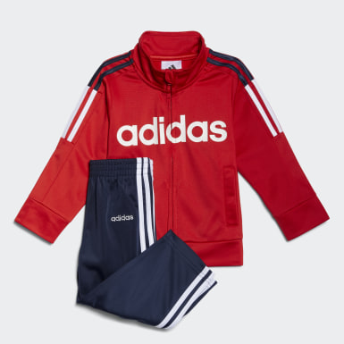 Infant & Toddler Training Blue Jacket and Pants Set