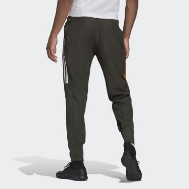 Men Football Green Manchester United Presentation Pants