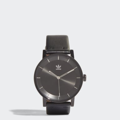 Originals Zwart DISTRICT_L1 Horloge