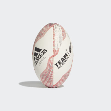 Jongens Rugby wit New Zealand Rugby Mini-Bal
