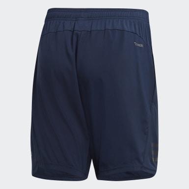 Men Training Blue 4KRFT Climacool Shorts
