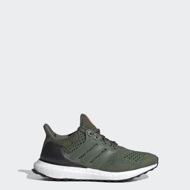 Sapatos de Running Ultraboost 20 Verde Criança Running
