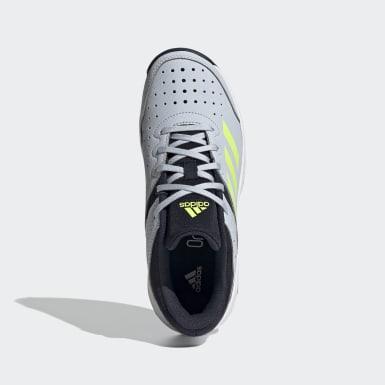 Børn Netball Blå Court Stabil sko