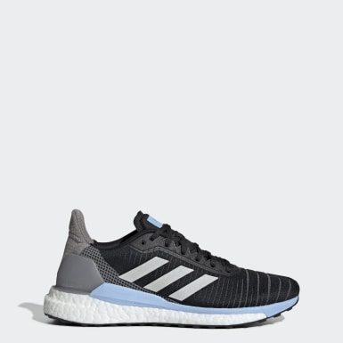 Sapatos Solar Glide 19 Preto Mulher Running