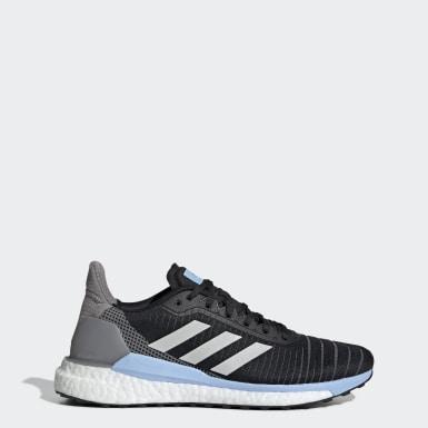 Kadın Koşu Siyah Solar Glide 19 Ayakkabı