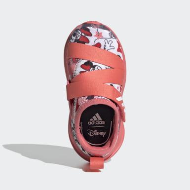 Bebek Koşu Beyaz Minnie FortaRun X Ayakkabı