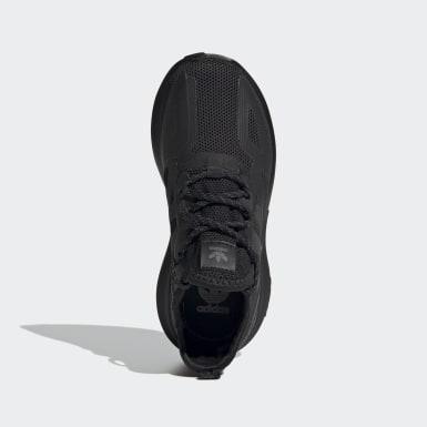 Chaussure ZX 2K Noir Enfants Originals