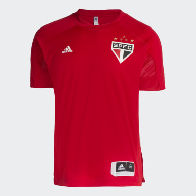 Camiseta Arremessador Basquete SPFC