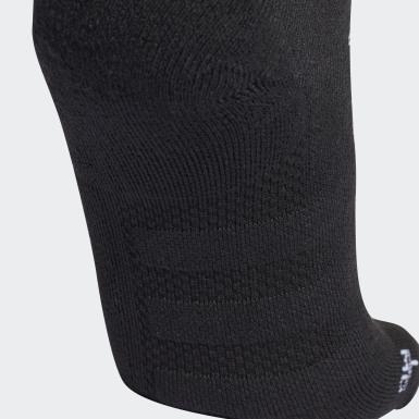 Training Black Alphaskin Maximum Cushioning Ankle Socks