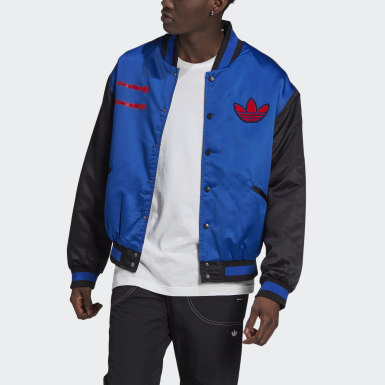 Veste Run-DMC Collegiate Bleu Hommes Originals